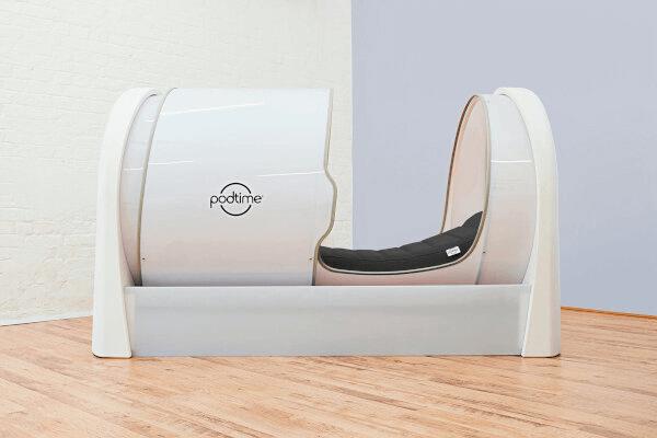 podtime open black mattress